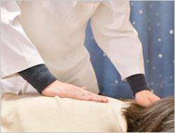 頚椎調整の写真